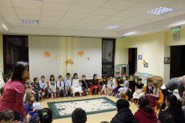 тържество 4-б група - ДГ Мир - Пловдив