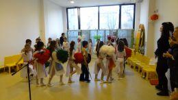 Tържество за 3-ти март четвърта А група - 01 - ДГ Мир - Пловдив